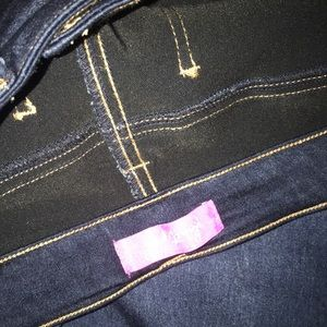 planet pink Pants - Comfortable form fitting Jean leggings
